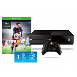 MS XBOX ONE 500GB + hry FIFA 16