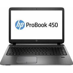 HP ProBook 450 G2, i3-5010U, 15.6 HD, 4GB, 1TB, DVDRW, FpR, ac, BT, Backlit kbd, W10