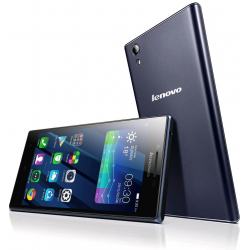 "LENOVO P70 Octa-Core 1.7Ghz, 5.0"" HD IPS, 2GB, 16GB, Android 4.4, modry"